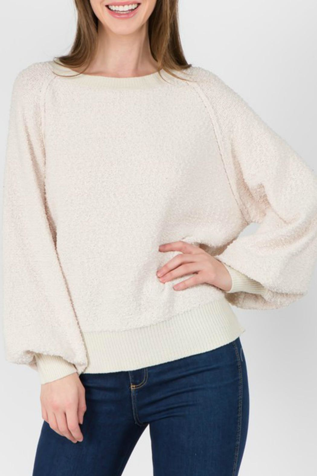 Dreamers Hailee Slouchy Sweater - Main Image