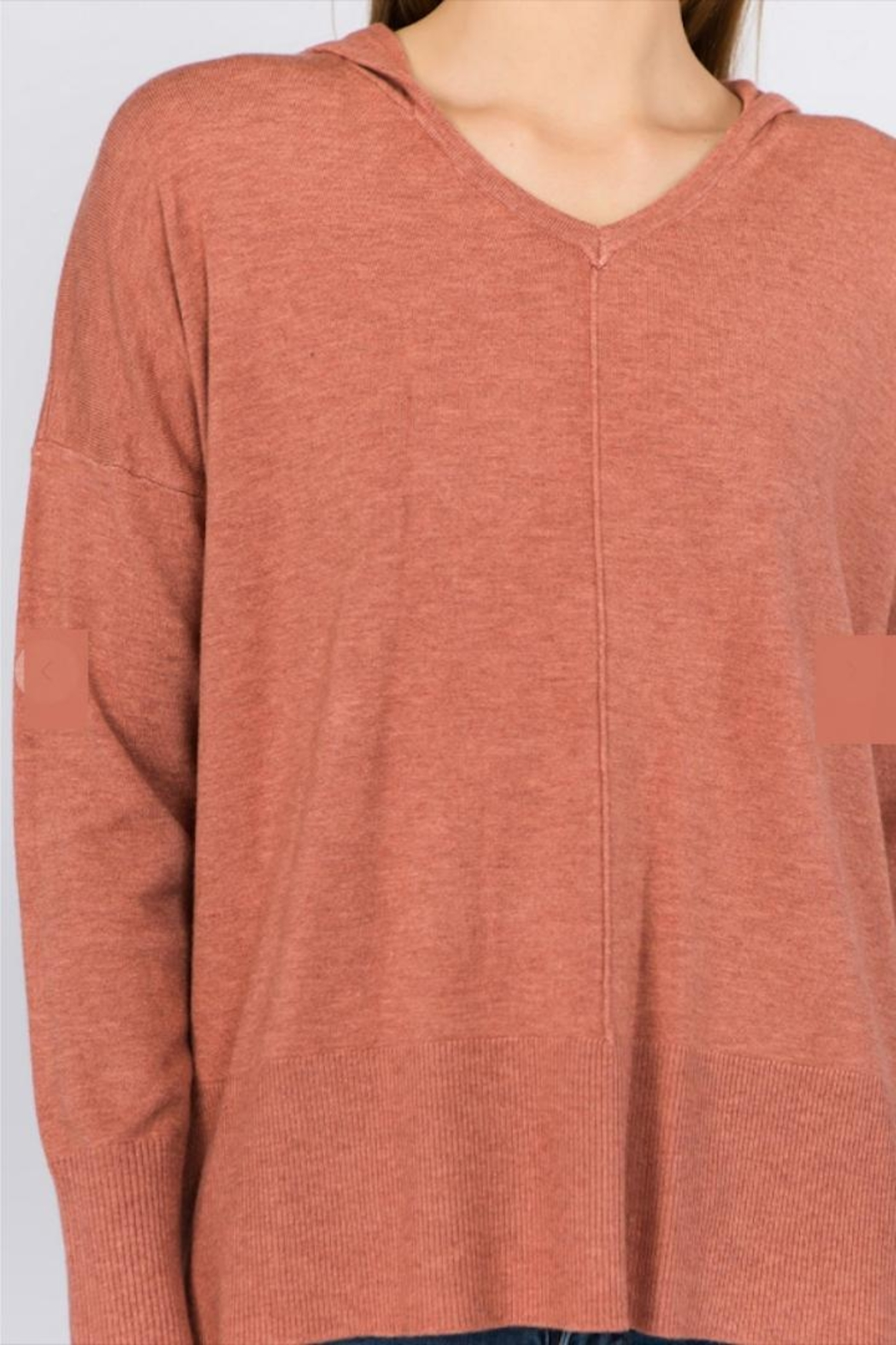 Dreamers Soft Hooded Pullover - Side Cropped Image