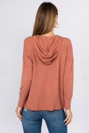 Dreamers Soft Hooded Pullover - Front full body
