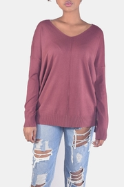 Dreamers Lightweight Soft Sweater - Product Mini Image