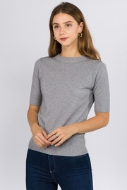Dreamers Mock Neck Top - Product Mini Image