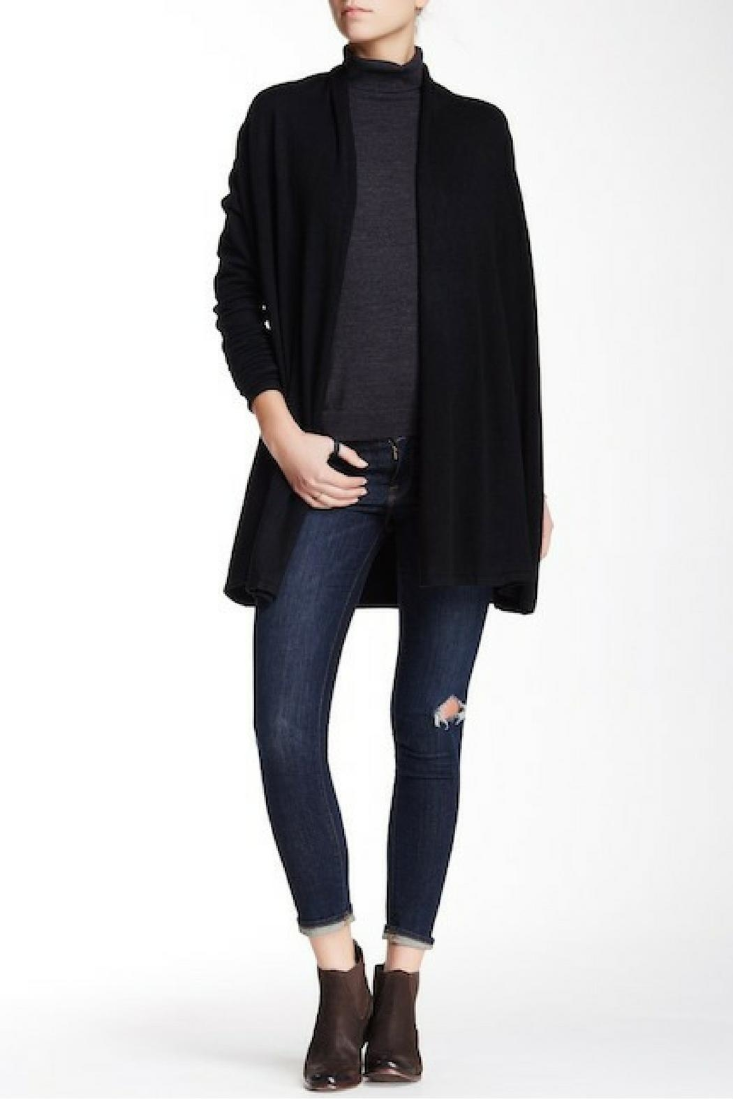 Dreamers Open Knit Cardigan - Main Image