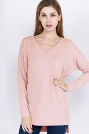 Dreamers Pale Pink Sweater - Product Mini Image