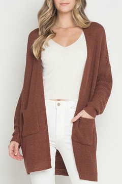 Dreamers Penny Pocket Cardigan - Product List Image