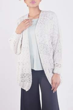 Shoptiques Product: Slouchy Knit Cardigan