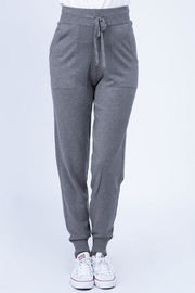 Dreamers Soft Knit Joggers - Product Mini Image
