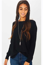 Dreamers Soft Pullover Sweater - Front cropped