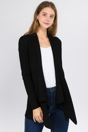 Dreamers Soft Solid Cardigan - Product Mini Image