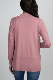 Dreamers Think Pink Cardigan - Front full body