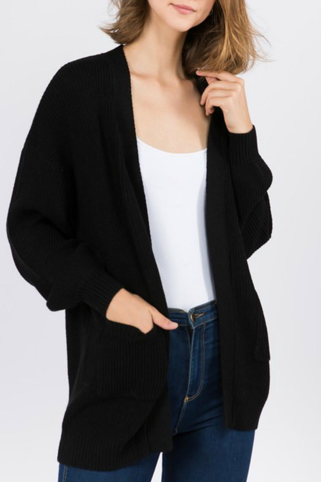 Dreamers Toby Knit Cardigan - Main Image
