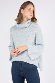 Dreamers Turtleneck Pullover Sweater - Front cropped