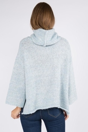 Dreamers Turtleneck Pullover Sweater - Side cropped