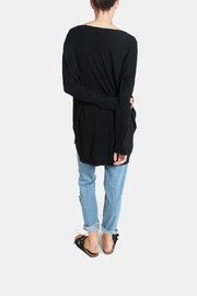 Dreamers V-Neck Sweatshirt - Back cropped