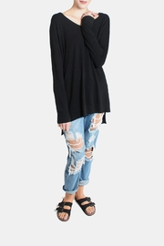 Dreamers V-Neck Sweatshirt - Side cropped