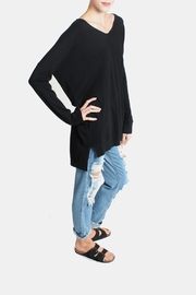 Dreamers V-Neck Sweatshirt - Front cropped