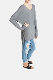 Dreamers V-Neck Sweatshirt - Front full body