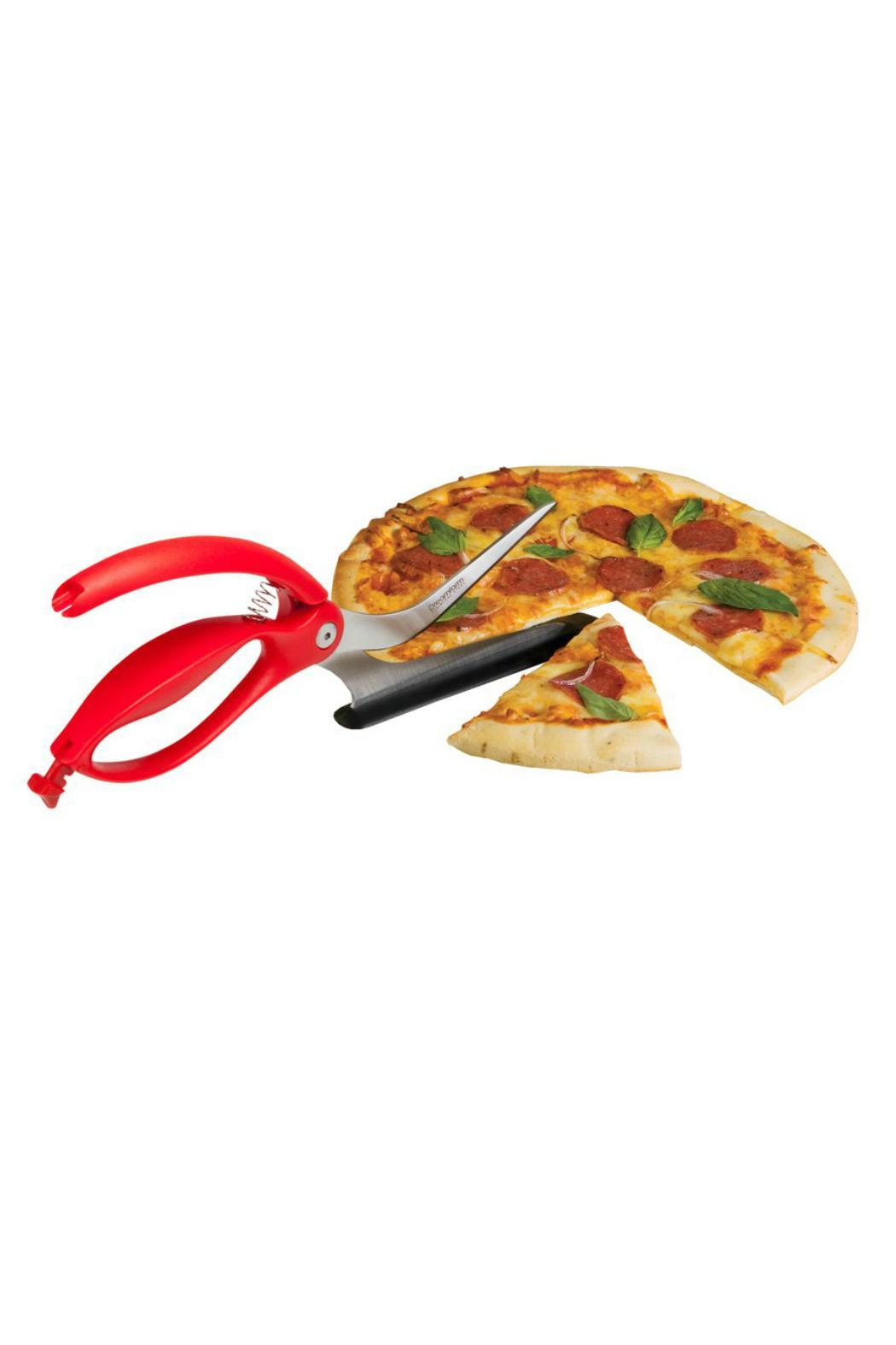 Dreamfarm Scizza Pizza Cutter - Front Full Image