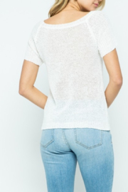 Cozy Co. Dreaming of Summer top - Front full body