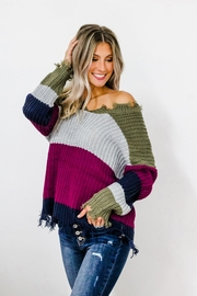eesome Dreaming of You Sweater - Front cropped