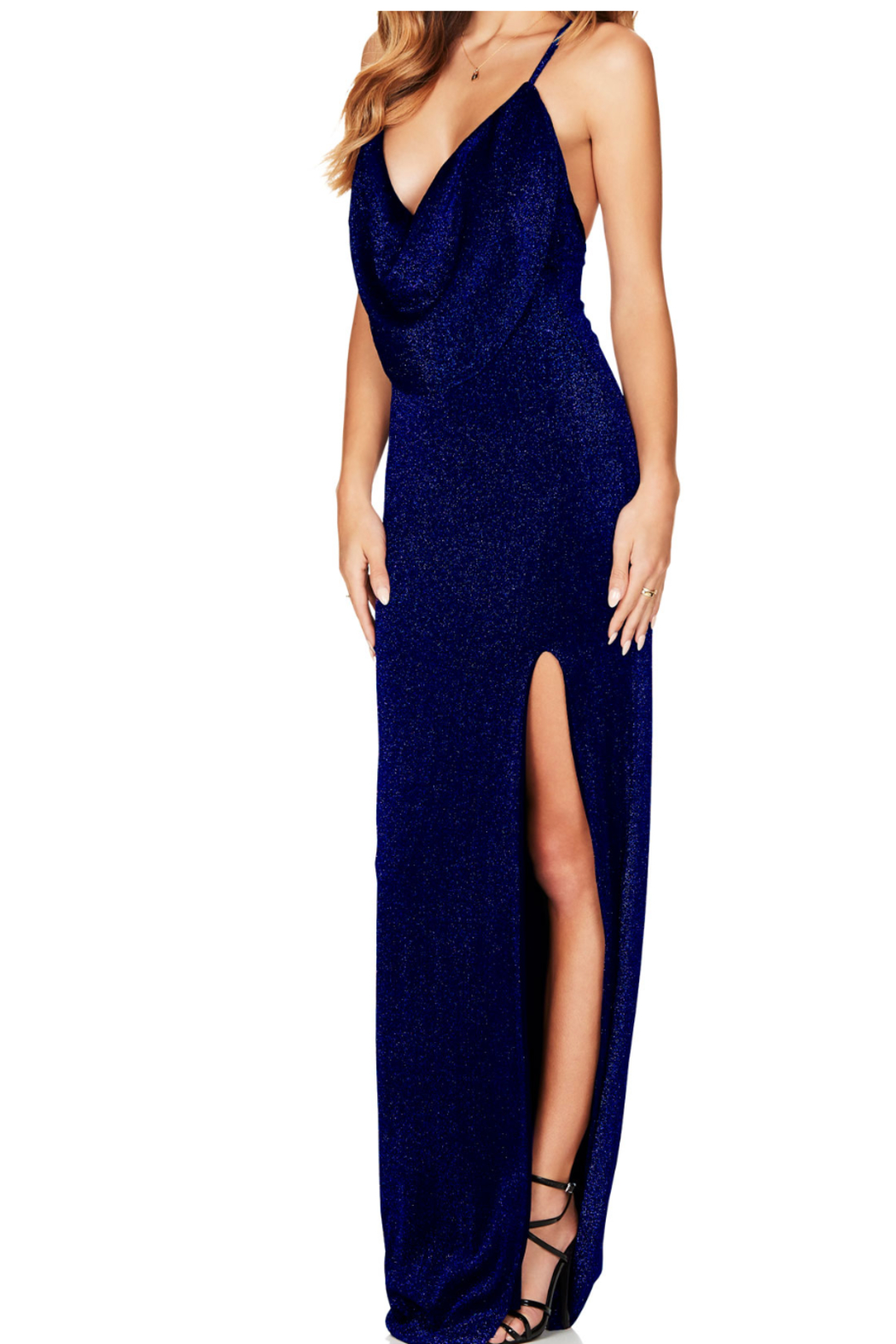 Nookie Dreamlover Gown - Front Cropped Image