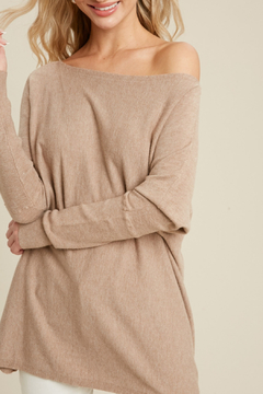 Bluivy Dreamy Boatneck Tunic - Product List Image