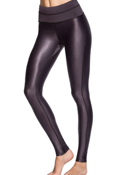Maaji Dreamy Liquid-Blue Leggings - Product List Image