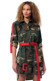 Gypsetters Dress Camo Straps - Front cropped
