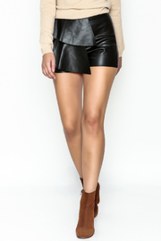 dress forum Black Skort - Product Mini Image