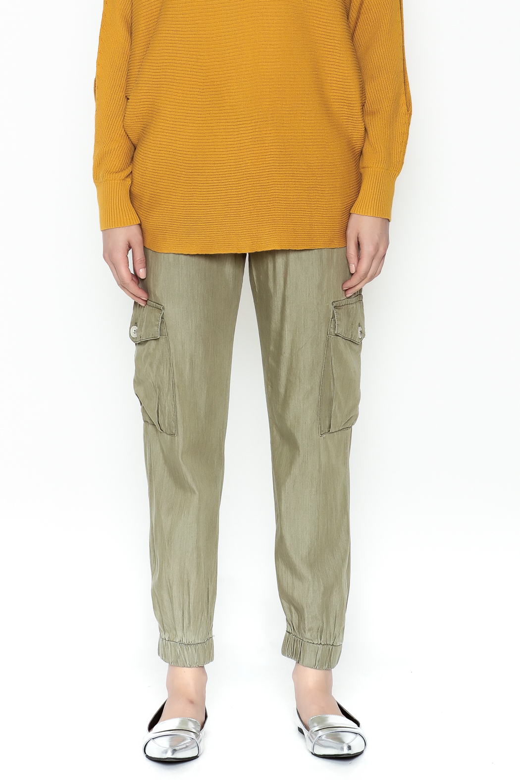 dress forum Cargo Pants - Front Full Image