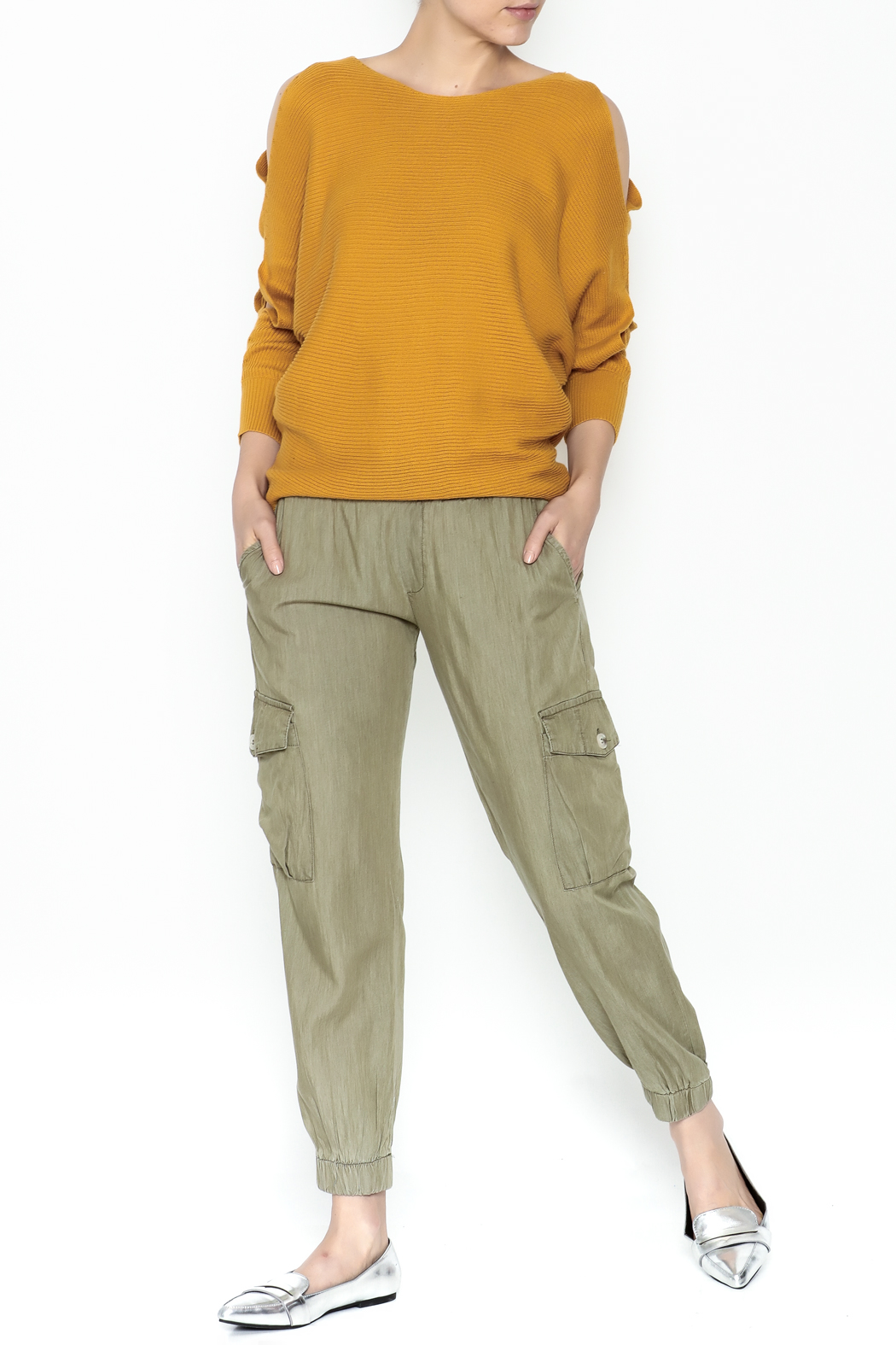 dress forum Cargo Pants - Side Cropped Image
