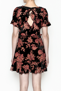 dress forum Floral Burnout Dress - Alternate List Image
