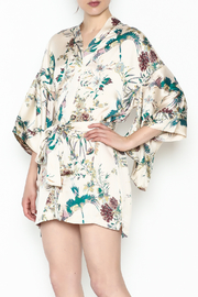 dress forum Floral Kimono - Product Mini Image