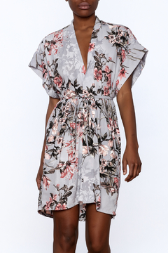 Shoptiques Product: Floral Kimono Dress
