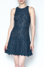 dress forum Lace Halter Dress - Product Mini Image