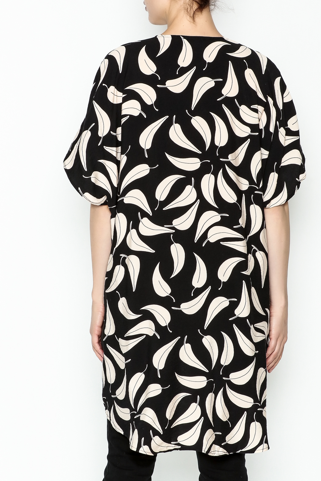 dress forum Leaf Print Blouse from New York City by Dor L'Dor ...