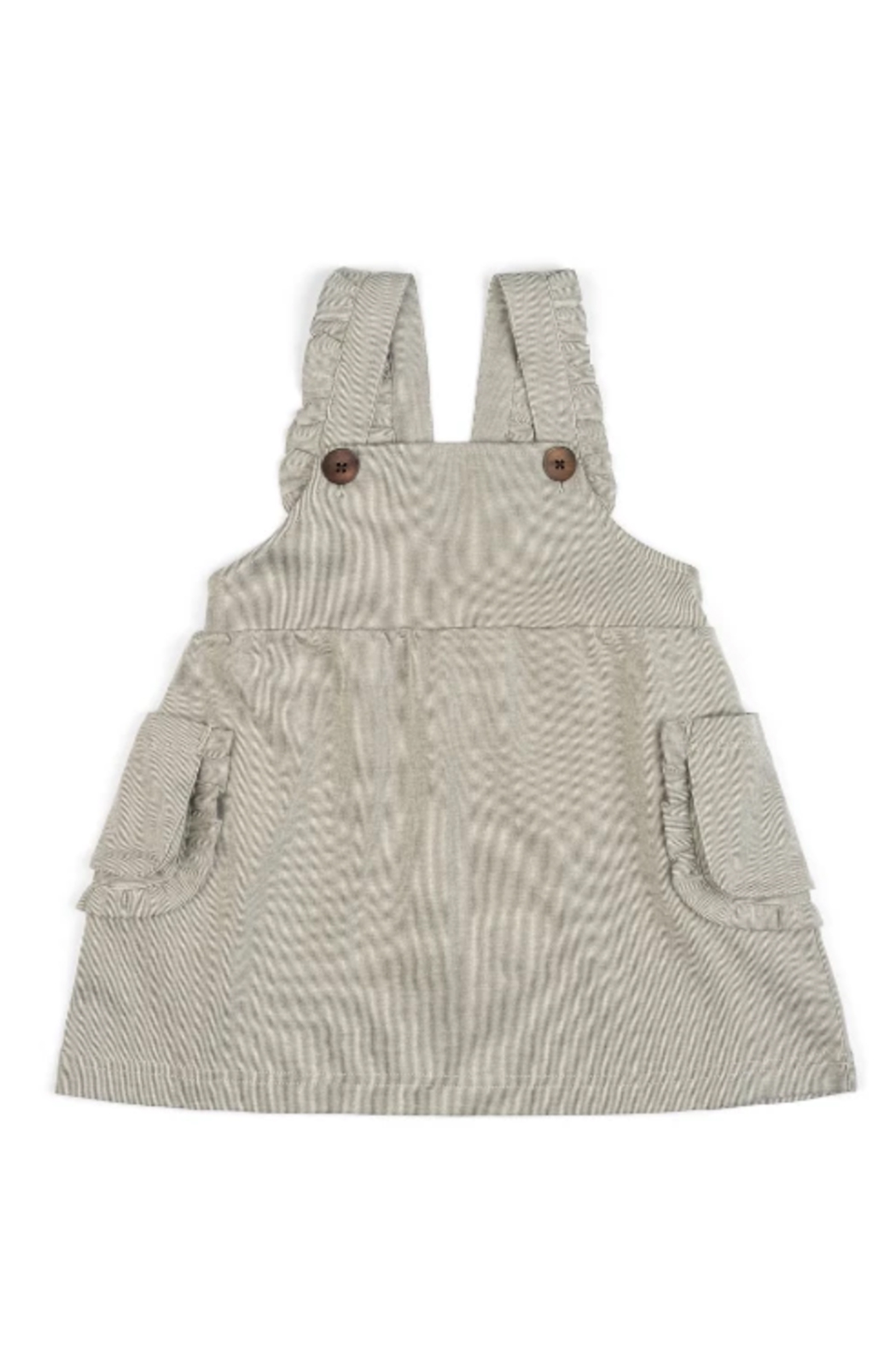Milkbarn Dress Overall - Front Cropped Image