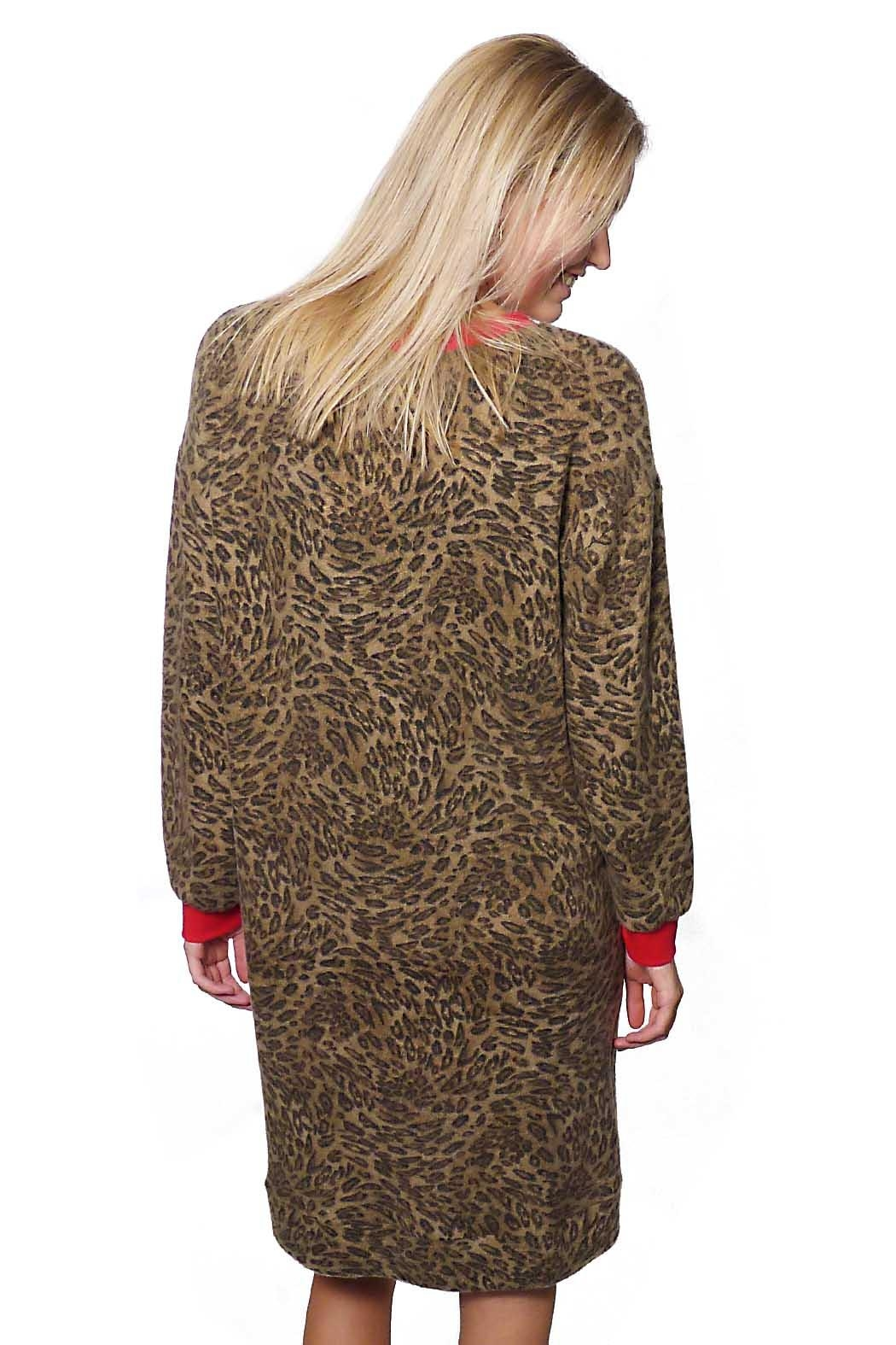 Gypsetters Dress Panther - Front Full Image