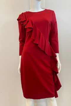 Katherine Barclay Dress red - Product List Image
