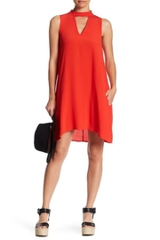 Elan Dress Triangle Open - Front full body