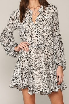 By Together  Dress with Animal Print - Product List Image