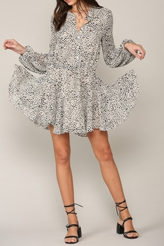 By Together  Dress with Animal Print - Alternate List Image