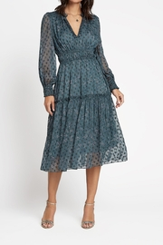 Current Air  Dress with Arrow Pattern - Product Mini Image