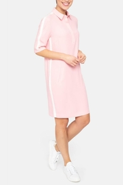 Terre Bleue Dress With Collar - Product Mini Image