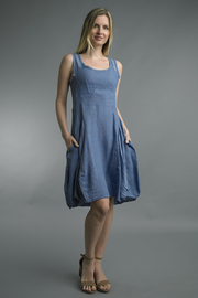 Tempo Paris  DRESS WITH POCKETS - Product Mini Image