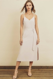 dress forum Belted Midi Dress - Product Mini Image