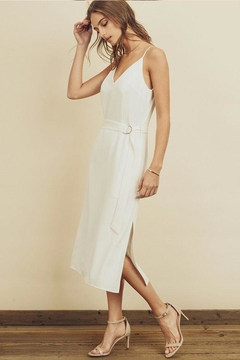 dress forum Belted Midi Dress - Alternate List Image