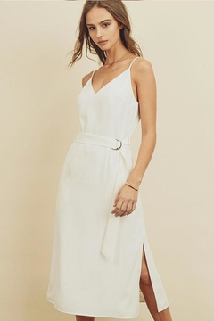 dress forum Belted Midi Dress - Product List Image