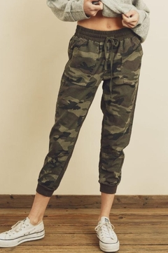 Shoptiques Product: Camouflage Joggers