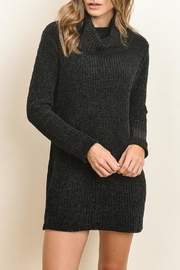 dress forum Chenille Turtleneck Sweater - Product Mini Image