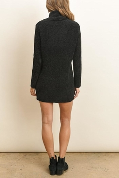 dress forum Chenille Turtleneck Sweater - Alternate List Image